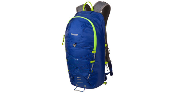 Bergans Rondane 12L Backpack blue/neon green